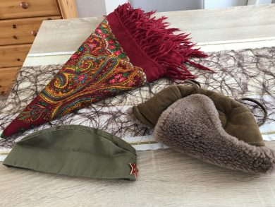 Bild Projekt Gebel Kopfbedeckungen