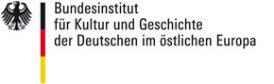Logo Bundesinstitut für Kultur und Geschichte der deutschen im östlichen Europa